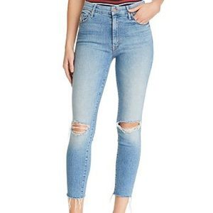 MOTHER JEANS SHOOT TO THE THRILL DEST SIZE 29